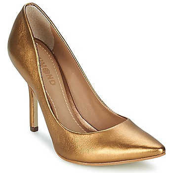 Schuhe Damen Pumps Dumond MESTICO Bronze
