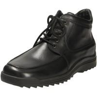 Schuhe Herren Boots Waldläufer Henrik -H- 483830.174.001 schwarz