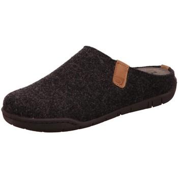 Schuhe Herren Hausschuhe Rohde 6650/82 grau
