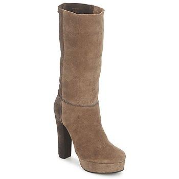 Schuhe Damen Low Boots Maki Uehara SHIGE Maulwurf