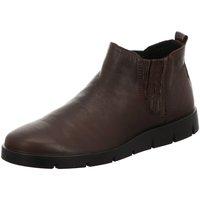 Schuhe Damen Ankle Boots Ecco Stiefeletten  BELLA 282173/01014 braun