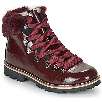 Schuhe Mädchen Boots André SANDY Bordeaux