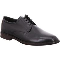 Schuhe Herren Derby-Schuhe Salamander Business Business Schnürschuhe 31-69201-01 schwarz