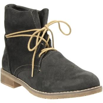 Schuhe Damen Klassische Stiefel Idana Stiefeletten 252169250 grau