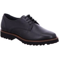 Schuhe Damen Derby-Schuhe Sioux Schnuerschuhe Meredith 62823 schwarz