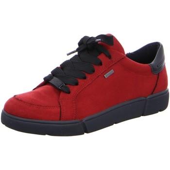 Schuhe Damen Sneaker Low Ara Schnuerschuhe Hight-Soft-Gore-Tex 14433,05 rot