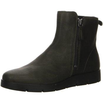 Schuhe Damen Boots Ecco Stiefeletten  BELLA grün