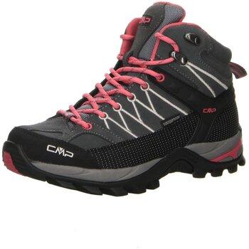 Schuhe Damen Fitness / Training Cmp F.lli Campagnolo Sportschuhe 3Q12946-103Q-Rigel-Mid-WMN grau