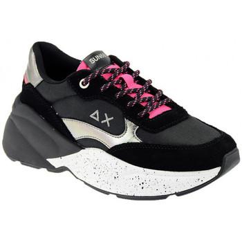 Schuhe Damen Sneaker Low Sun68 DANYBLACKsneakers Multicolor