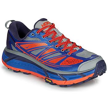 Schuhe Herren Laufschuhe Hoka one one Mafate Speed 2 Blau