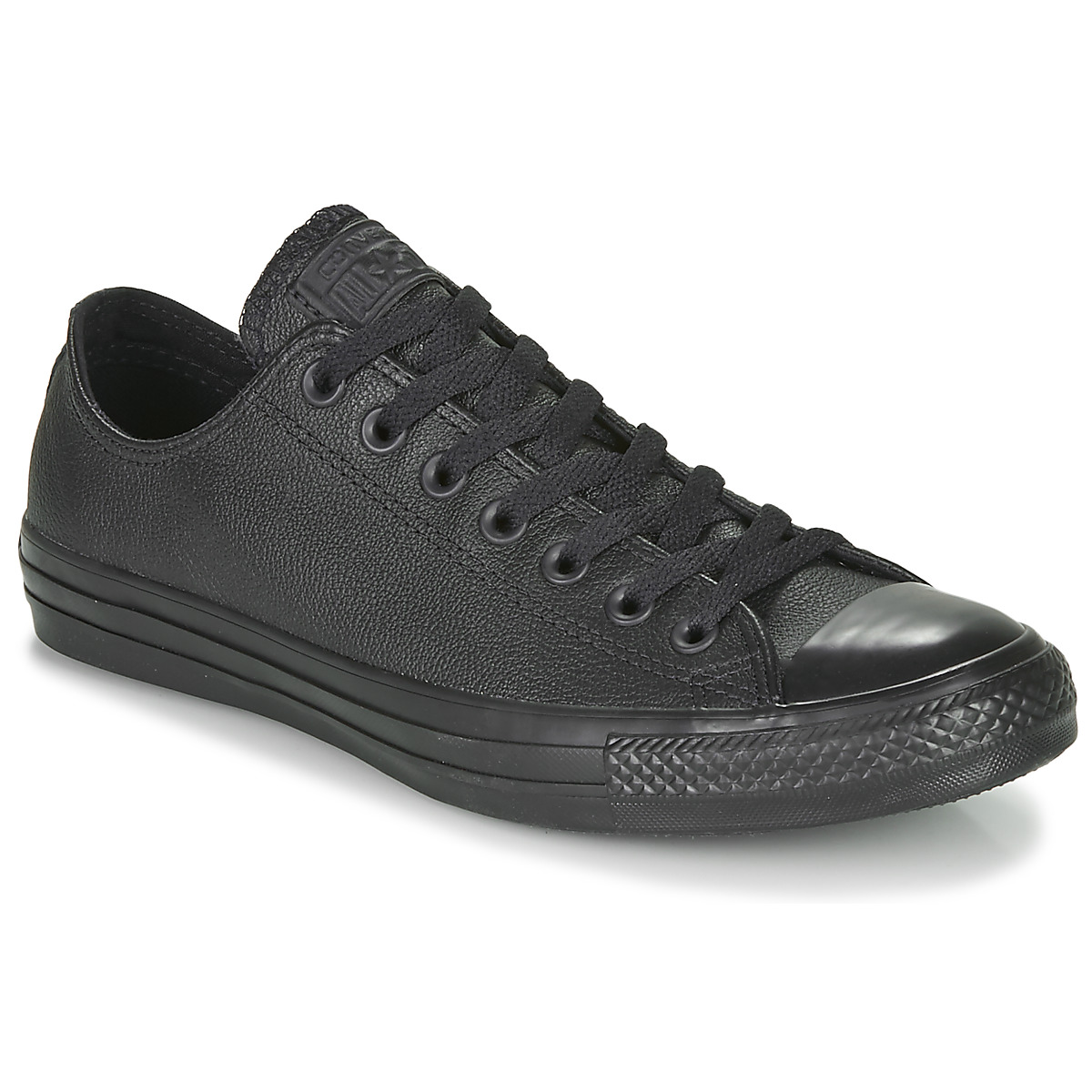 Converse CHUCK TAYLOR ALL STAR MONO OX Schwarz - Kostenloser Versand bei Spartoode ! - Schuhe Sneaker Low  67,99 €