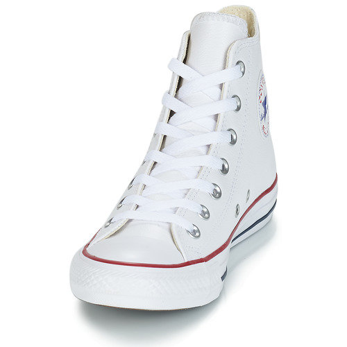 Converse Chuck Taylor All Star CORE LEATHER Weiss HI Weiss LEATHER  Schuhe Sneaker High  84,99 3d1ebc