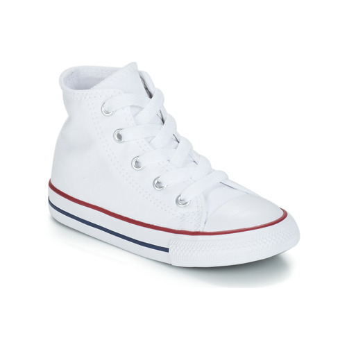 Schuhe Kinder Sneaker High Converse CHUCK TAYLOR ALL STAR CORE HI Weiss