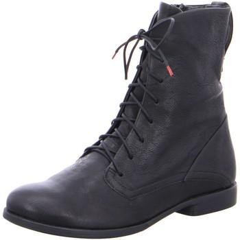 Schuhe Damen Boots Think Stiefeletten AGRAT schwarz
