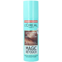 Beauty Haarfärbung L'oréal Magic Retouch 6-castaño Caoba Spray  100 ml