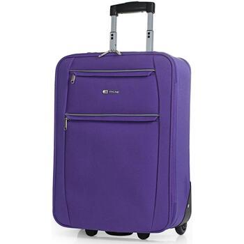 Taschen flexibler Koffer Itaca Cassley Violet