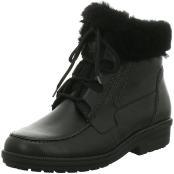 Schuhe Damen Schneestiefel Ganter Stiefeletten Kathy 205371-0100 schwarz