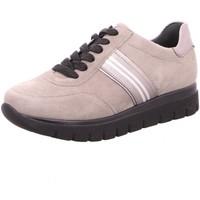 Schuhe Damen Derby-Schuhe & Richelieu Semler Schnuerschuhe S-CHEV/M-NAPPA S2015471/218 grau