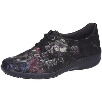Schuhe Damen Derby-Schuhe & Richelieu Semler Schnuerschuhe FLORES B6125089/001 schwarz