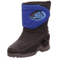 Schuhe Jungen Schneestiefel Lico Gummistiefel Gummifuß 730016 schwarz