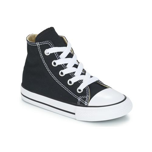 Schuhe Kinder Sneaker High Converse CHUCK TAYLOR ALL STAR CORE HI Schwarz