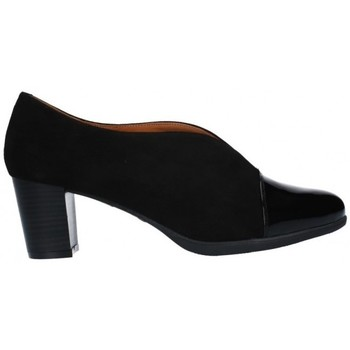 Schuhe Damen Pumps Moda Bella 84-807 MIDNIGHT Mujer Negro noir