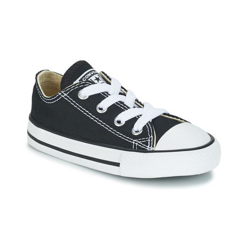 Schuhe Kinder Sneaker Low Converse CHUCK TAYLOR ALL STAR CORE OX Schwarz