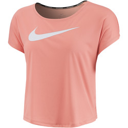 Kleidung Damen T-Shirts Nike Swoosh Run Top SS Women Other