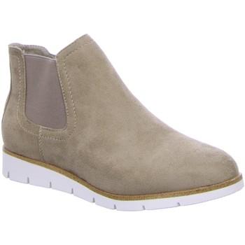 Schuhe Damen Low Boots Supremo Stiefeletten 9623509,sand 9623509 beige