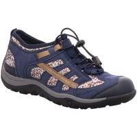 Schuhe Mädchen Wanderschuhe Tempora Slipper 24601109800 blau