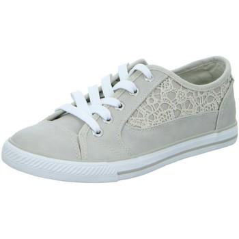 Schuhe Mädchen Sneaker Low Tom Tailor Schnuerschuhe 2771303,ice 2771303 4 beige
