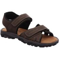 Schuhe Herren Sandalen / Sandaletten Tempora Offene 18600105300 braun