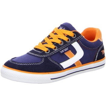 Schuhe Jungen Sneaker Low Tom Tailor Low M+M P1 5471401 5471401-001 blau