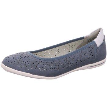 Schuhe Damen Ballerinas Idana 242455803 braun