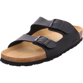 Schuhe Herren Pantoffel Rohde - 5920-90 schwarz