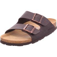 Schuhe Herren Pantoffel Rohde - 5920-72 braun