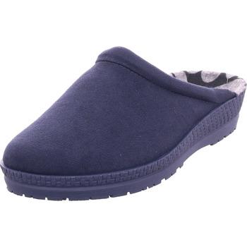 Schuhe Damen Hausschuhe Rohde - 2291-56 blau