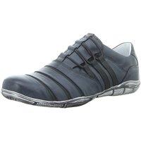 Schuhe Herren Sneaker Low Kristofer Schnuerschuhe SP 215 SM1+GR blau