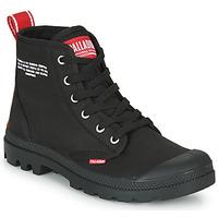 Schuhe Boots Palladium PAMPA HI DU C Schwarz