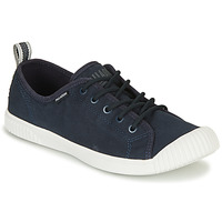 Schuhe Damen Sneaker Low Palladium EASY LACE Marine