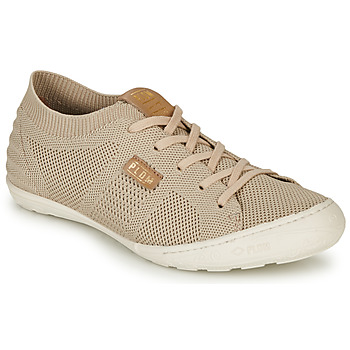 Schuhe Damen Sneaker Low Palladium GLORIEUSE Beige
