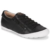 Schuhe Damen Sneaker Low Palladium GALOPINE SVG Schwarz