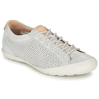 Schuhe Damen Sneaker Low Palladium GRACIEUSE ALX Silbern