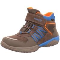 Schuhe Jungen Wanderschuhe Superfit Bergschuhe 09386-20 grau