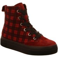 Schuhe Damen Low Boots Legero stiefletten LK \ LIMA 5-00907-59 rot