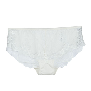 Unterwäsche Damen Shorties / Boxers WONDERBRA GLAMOUR RAFFINEE SHORTY Naturfarben