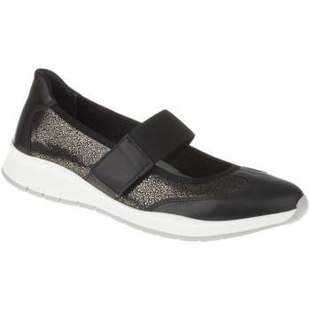 Schuhe Damen Ballerinas Lei By Tessamino Ballerina Genesia Farbe: schwarz schwarz