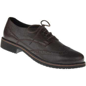 Schuhe Herren Derby-Schuhe Lui By Tessamino Schnürer Luigi Farbe: braun braun