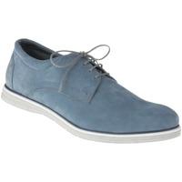 Schuhe Herren Derby-Schuhe Lui By Tessamino Schnürer Mario Farbe: blau blau