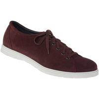 Schuhe Herren Sneaker Low Lui By Tessamino Schnürer Stefano Farbe: rot rot